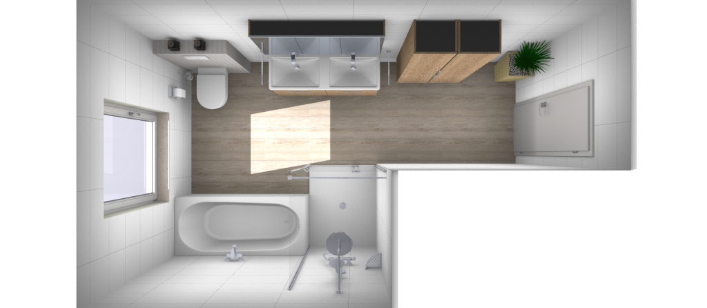 3D-Planungsbeispiel | Realisiertes Projekt Wolfsberg